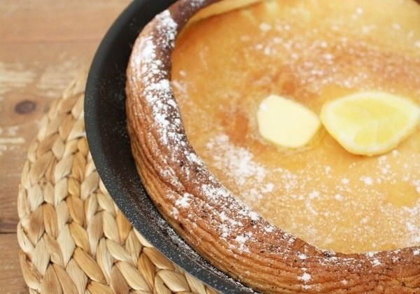 Hummingbird High Dutch Baby Pancakes With Orange Sugar | Party ...