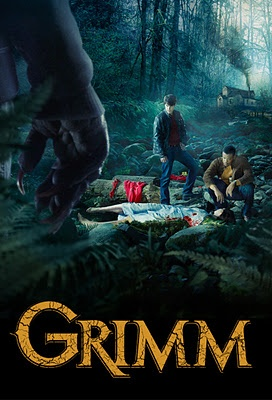 GRIMM! I am rabidly addicted to this show. It's my favorite.
