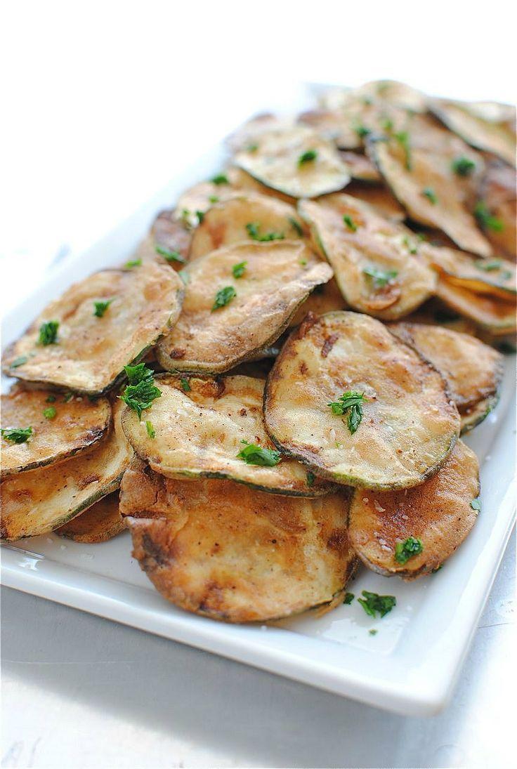Fried Zucchini Chips