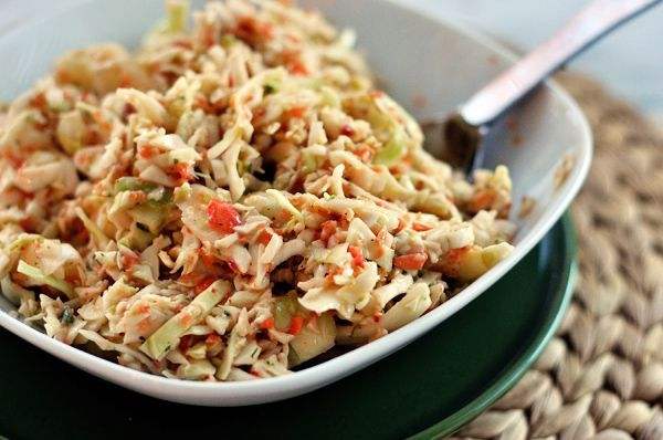 Mels Kitchen Cafe  My Favorite Coleslaw Recipe
