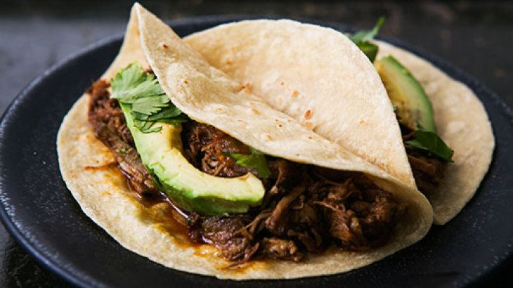 Slow Cooker Mexican Pulled Pork | Healthier Eats | Pinterest