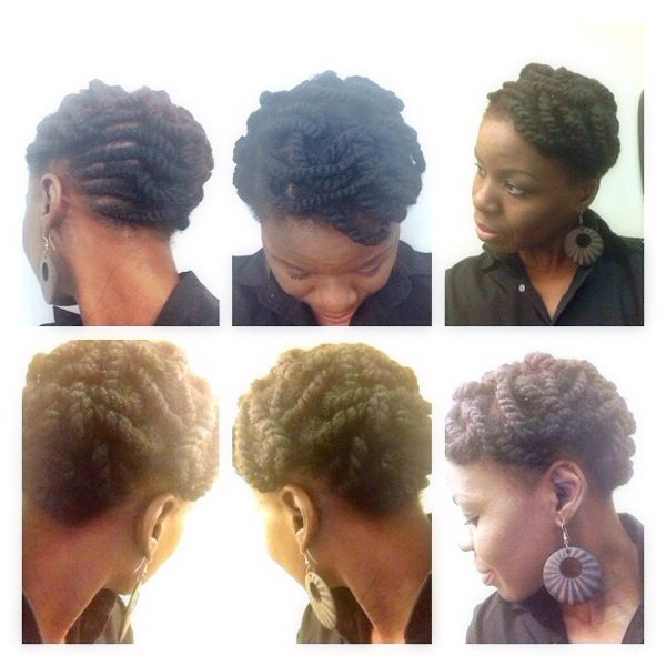 Luxury Twist Up Do  Hairstyles  Pinterest  Twists Senegalese Twists