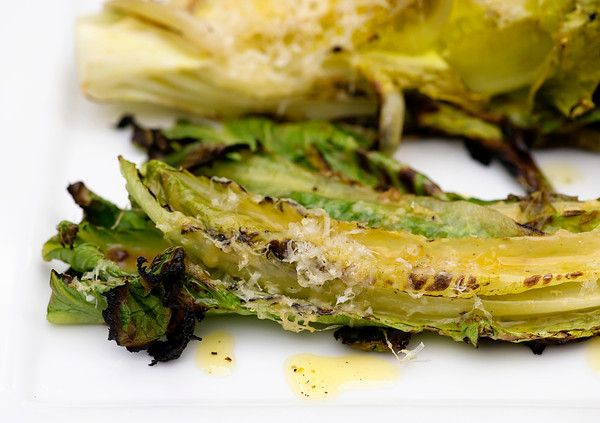 Grilled Caesar Salad. Who knew that grilled salad was ever better than ...