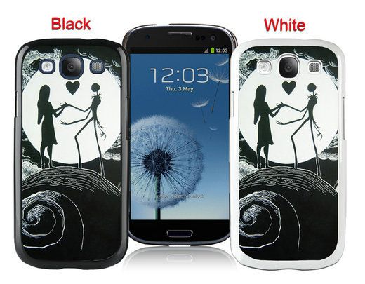 Nightmare before christmas Samsung Galaxy S3 9300 Phone Case price:$21 ...