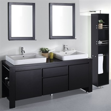 His And Her Sinks For The Home Pinterest