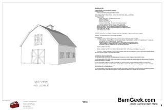30x30 pole barn kit lidya for 30x30 garage plans