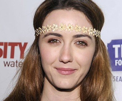 Madeline Zima with cool flower headband!  'Re-pinning to win A Monster In Paris on DVD!'