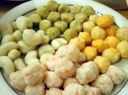 Bakso (baso) is Indonesian term for meat balls. It's believe that ...