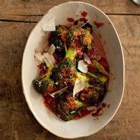 Braised Broccoli With Orange & Parmesan - Dr. Weil's Healthy Kitchen