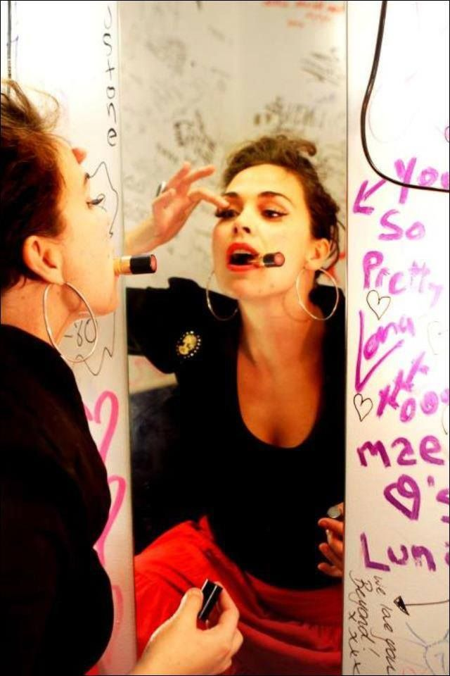 """Make up time 