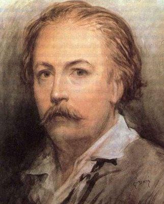 Autorretrato de Gustave Doré