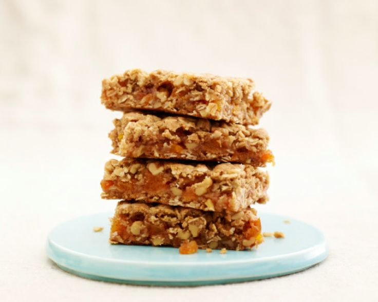 Apricot Oat Bars from #giadasweekly | Giada De Laurentiis recipes and ...
