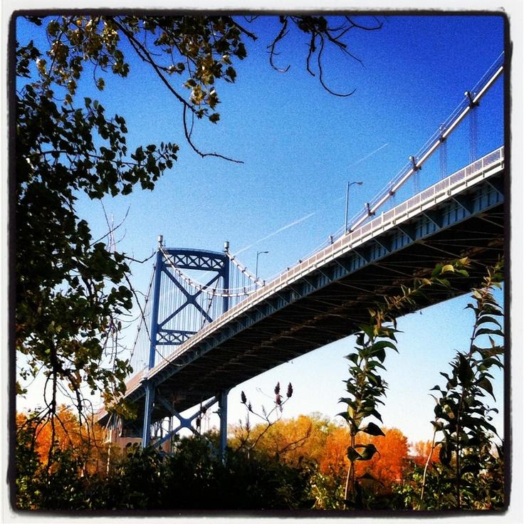 High Level Bridge ~ Toledo Ohio