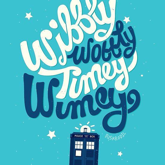 Wibbly Wobbly Timey WimeyWibbly Wobbly Timey Wimey Facebook Cover