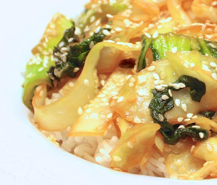 Bok Choy | Vegetarian/Vegan Dishes | Pinterest