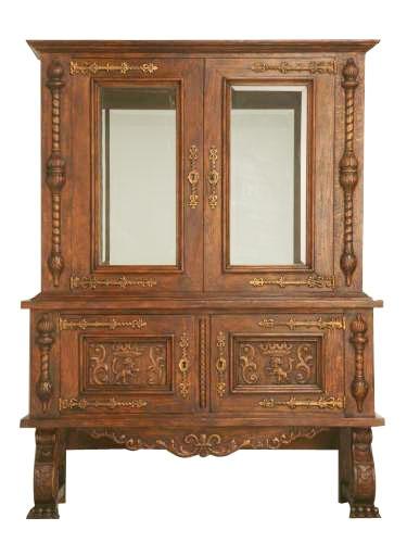 Pin by angela dasilva on old china cabinets pinterest