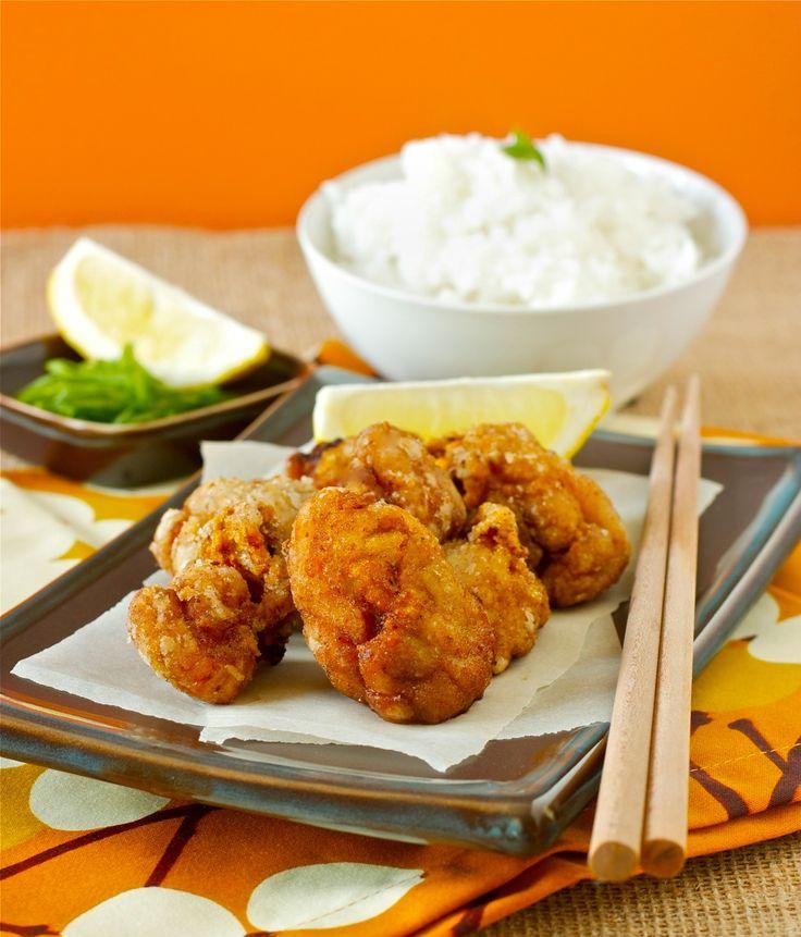Chicken Karaage (Japanese Fried Chicken) Recipe — Dishmaps