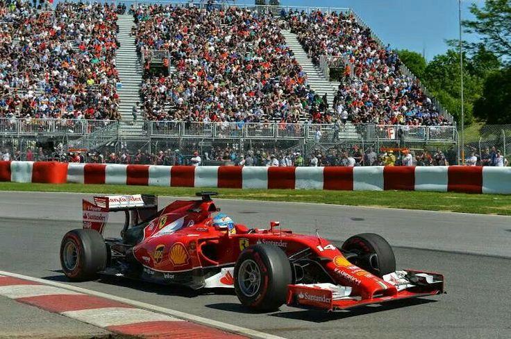 formula 1 canada 2014 schedule