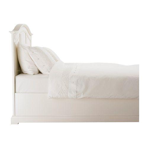 Ikea Mandal Kommode Gebraucht ~ BIRKELAND Bedframe IKEA De bedzijkanten zijn verstelbaar, waardoor je