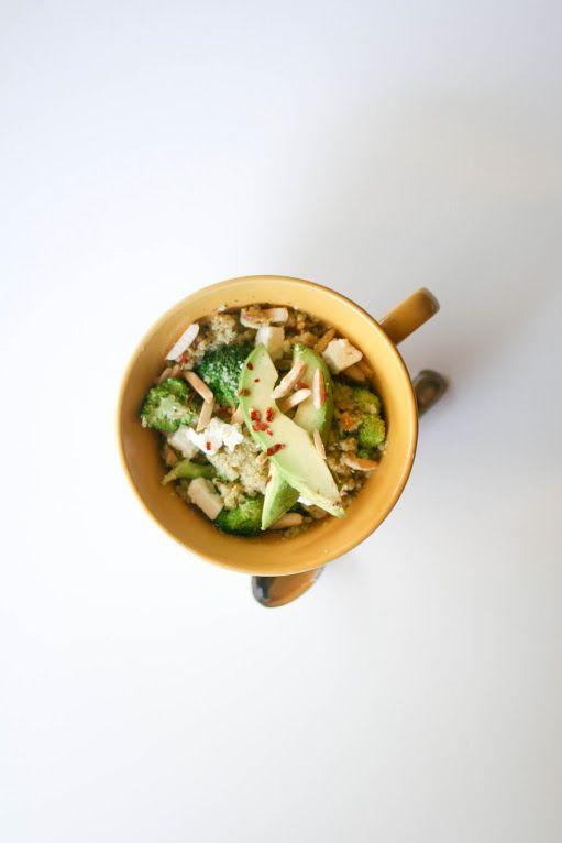 Une-deux senses: Double Broccoli Quinoa   nomnomnomnomnom ~   Pintere ...