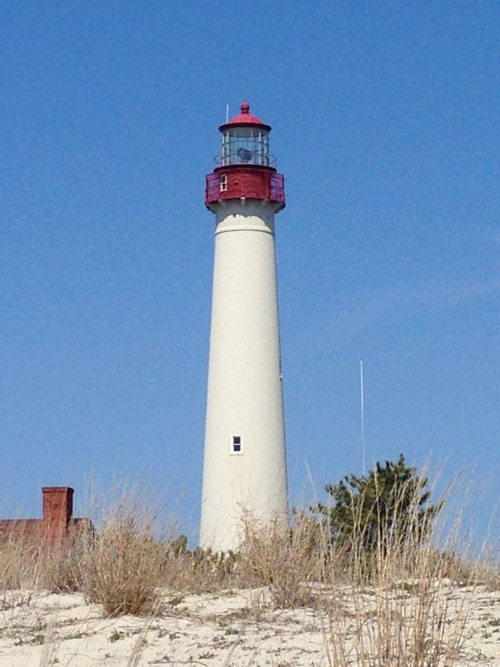 Cape May, NJ Lighthouse : Lighthouses / Travel : Pinterest