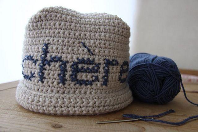 Crochet Needle Work : Crochet & Cross Stitch #crochetgeekery