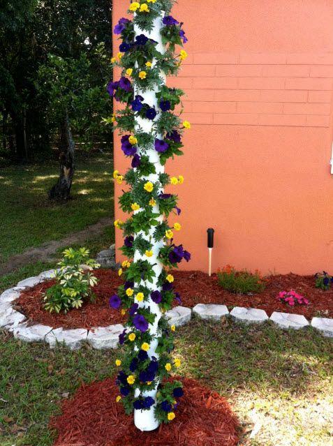 Polanter Vertical Garden Planter Gardening Pinterest