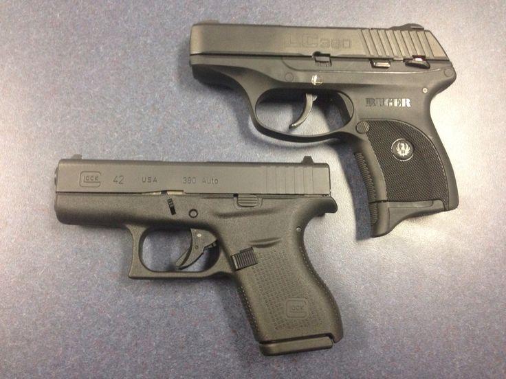 Glock 42 vs LC380 | Sicknasty Shooting | Pinterest