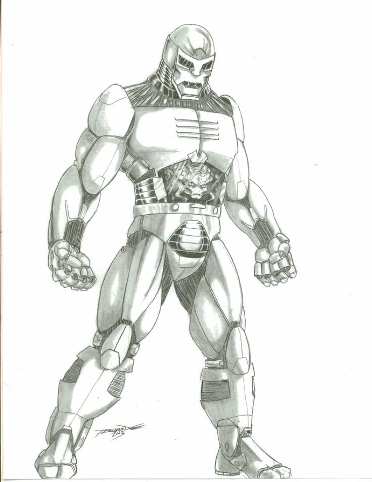kraang coloring pages - photo#16