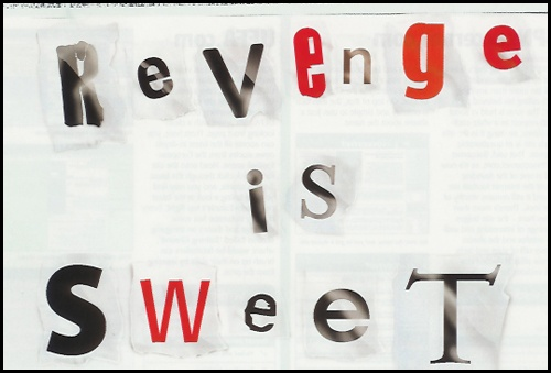 theme of revenge in hamlet Revenge revenge causes one to act blindly through anger, rather thanthrough   their acts ofvengeance, revenge is a major theme in the tragedy of hamlet.