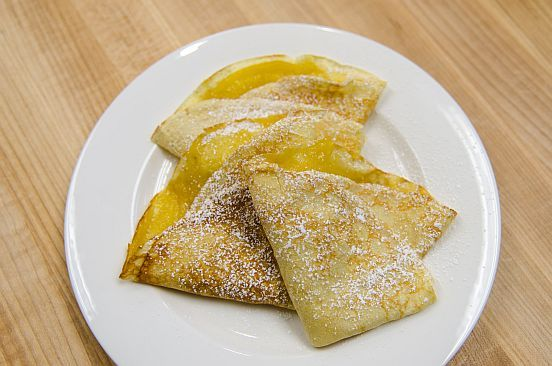 Step By Step Crepes   Bob's Red Mill