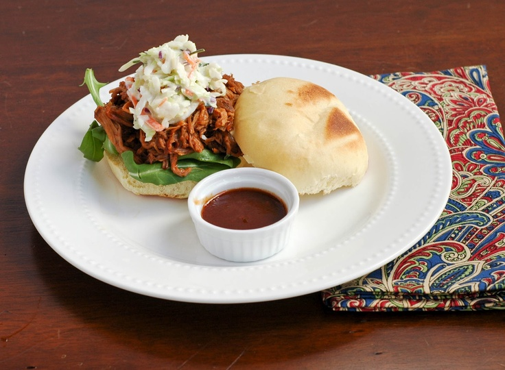 Good Thymes and Good Food: Dr. Pepper Pulled Pork with Cilantro Slaw