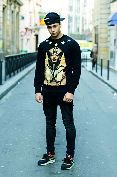 Cool guy clothing styles