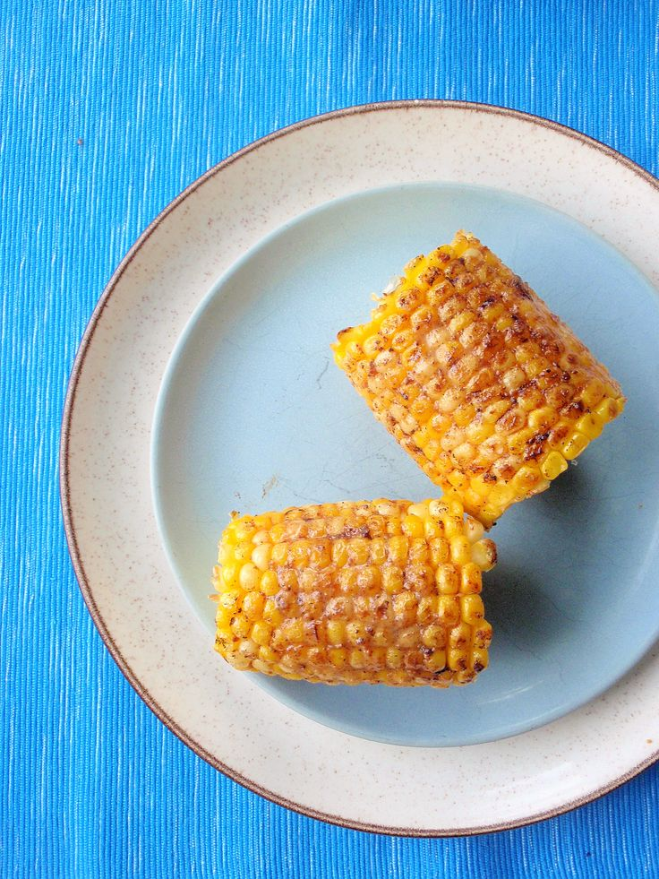 Corn with Miso Butter | 1 Sides. | Pinterest