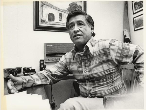 Activist César Chávez would have been 81 on March 31.