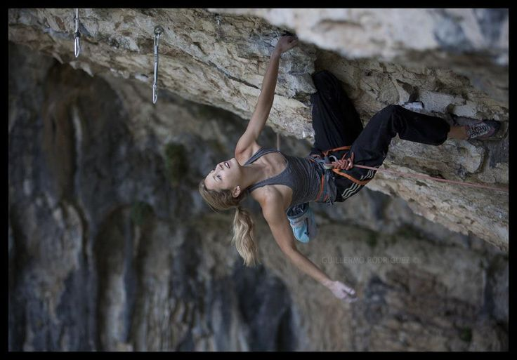 Sasha DiGiulian just sent Pata Negra, 8c, today in Rodellar, Spain! Now off to Mallorca for the Balearic Master and some deep water soloing!!