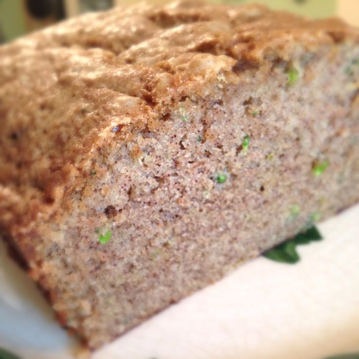 Mom's Zucchini Bread Recipe — Dishmaps