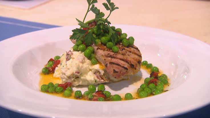 Get Chef Jason Santos' Summer Dishes Seen on The Talk! (click pic for recipes)