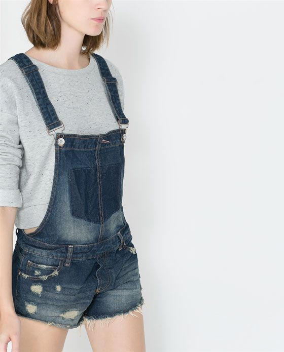 Did you scroll all this way to get facts about denim jumper shorts? Well you're in luck, because here they come. There are denim jumper shorts for sale on Etsy, and they cost $ on average. The most popular color? You guessed it: blue.