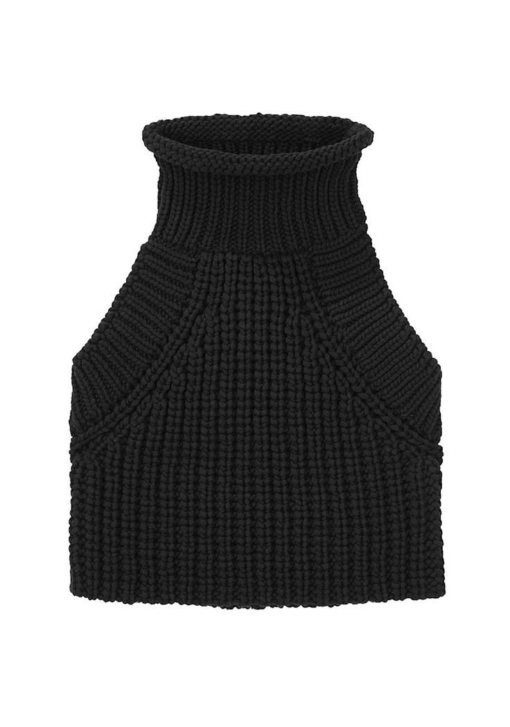 Alexander Wang Cropped Mock Neck Pullover