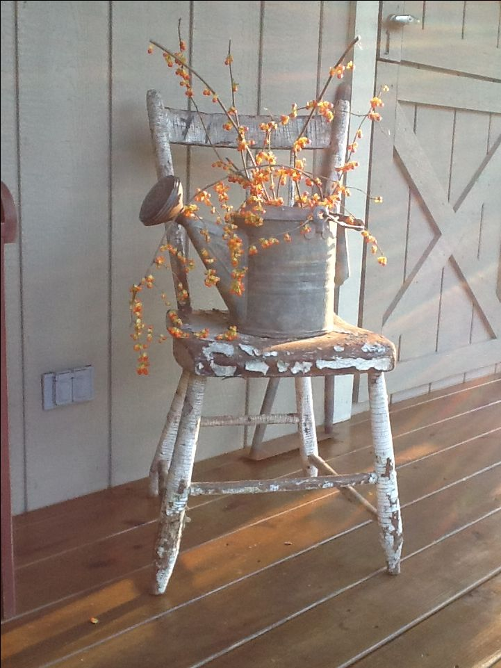 Primitive Fall Decorations Halloween And Thanksgiving