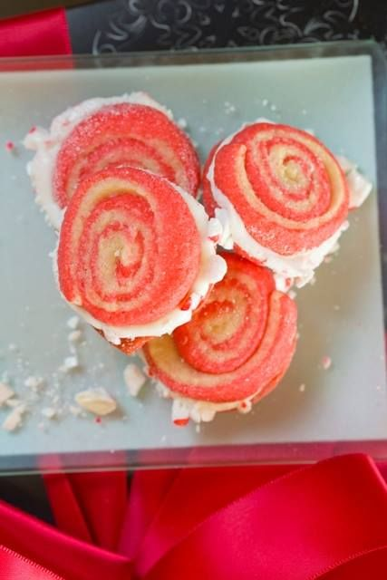 Peppermint Pinwheels from @Four Seasons Hotel St. Louis are sweet on ...