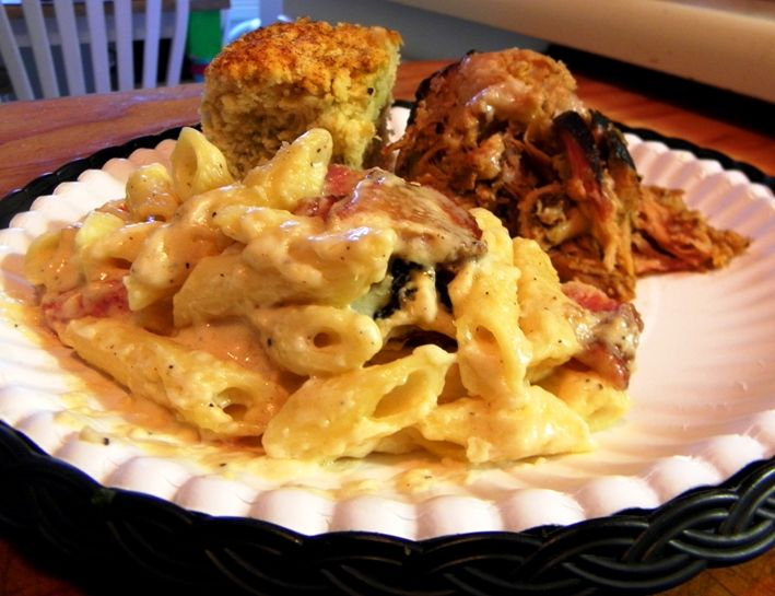 Smoked Macaroni and Cheese | Hey Good Lookin, What Ya Got Cookin? | P ...