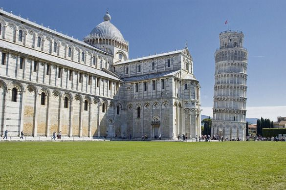 Pisa, been there multiple times