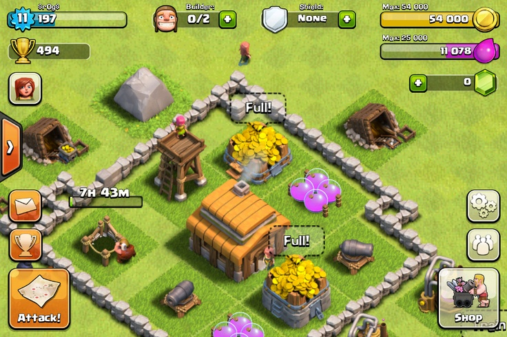 Top Clash Of Clans T