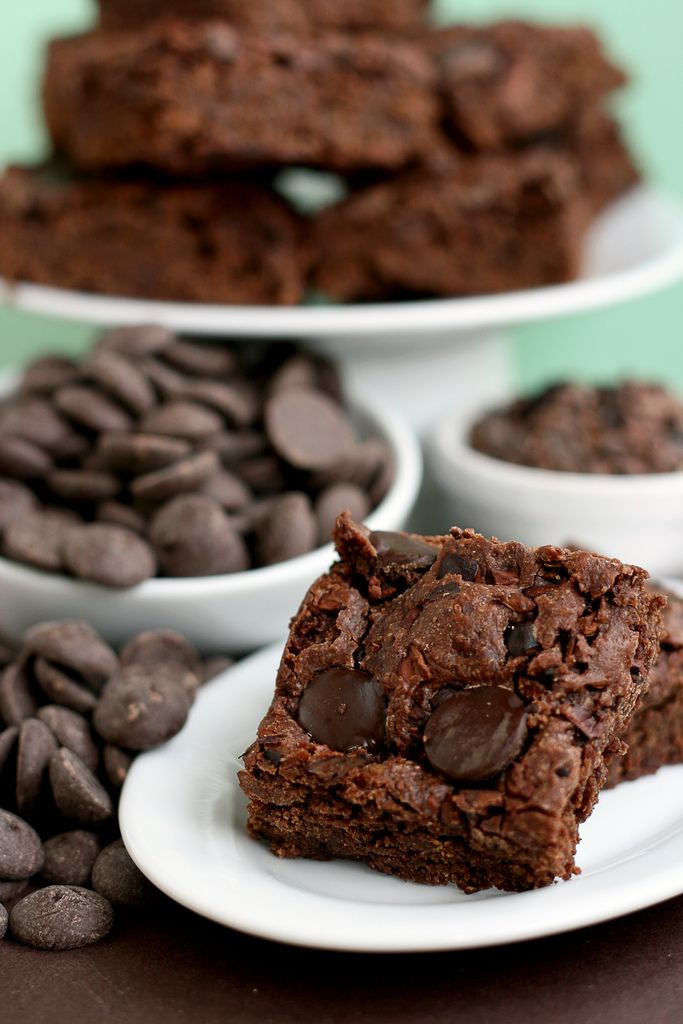 Eggless Brownies -- for when there are no eggs in the fridge on a ...