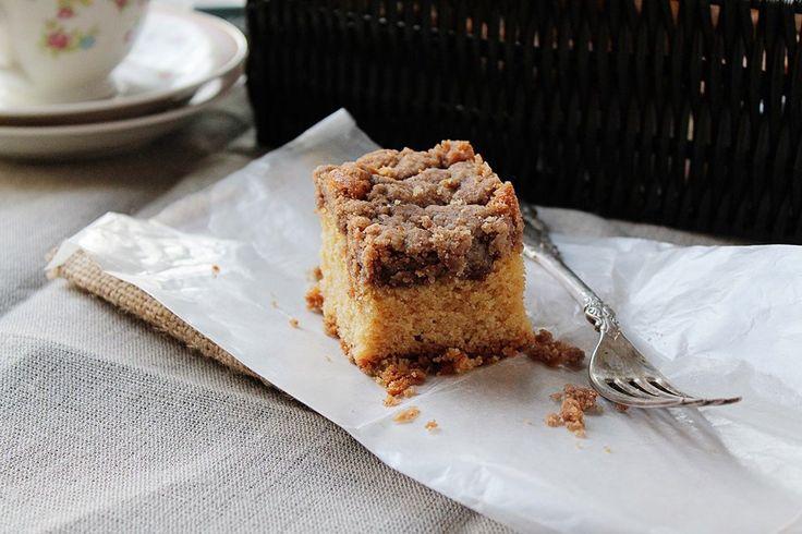 crumb cake New York Style Crumb Cake aka jewish coffee cake in my ...