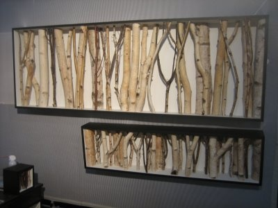 Twig art home decorating pinterest for Twig decorations home