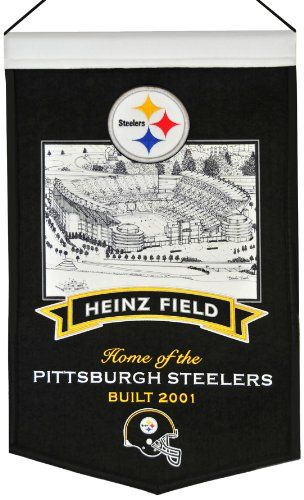 steelers banners and flags