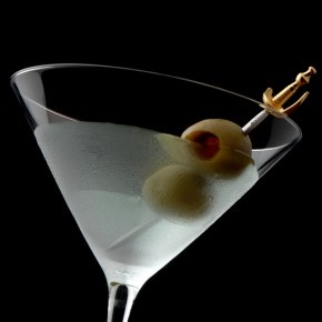 Dirty Martini, Extra Dirty | These are a few of my favorite things ...